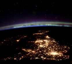 UK from Space full size