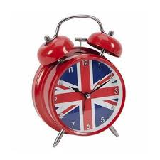 wake up UK alarm clock