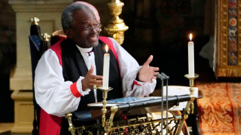 Michael Curry speech