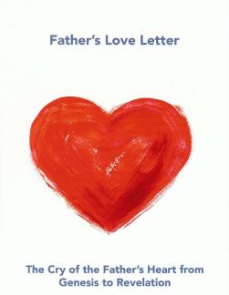 Front of Father's Love Letter for Coventry