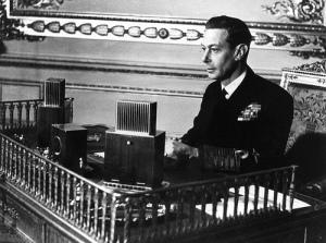 KIng George VI Christmas speech