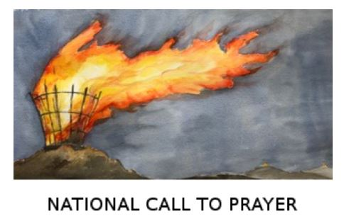 National Call to Prayer- Christians in Government