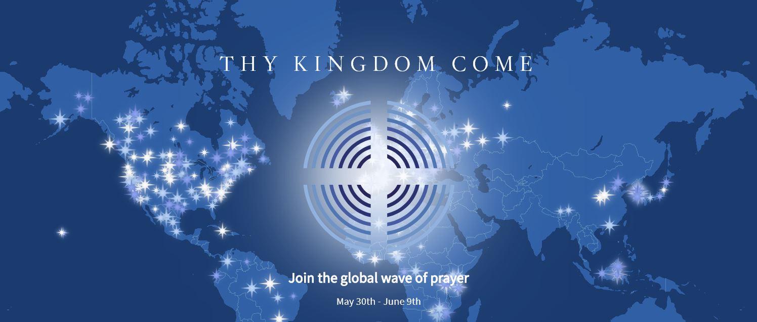 Thy Kingdom Come 2019 banner