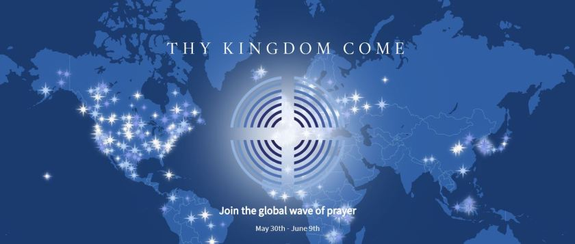 Thy Kingdom Come 2019 banner