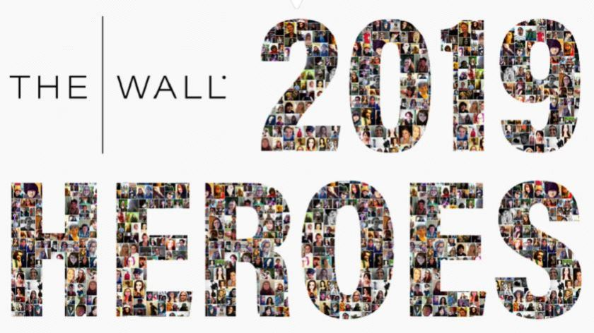 2019 Heroes - The Wall