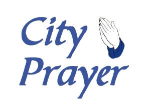 City Prayer -large border