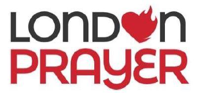 London Prayer white