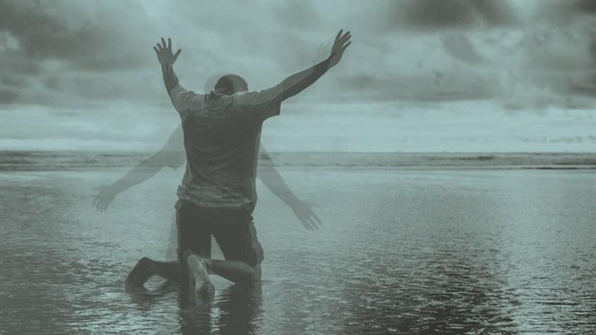 Prayer in water