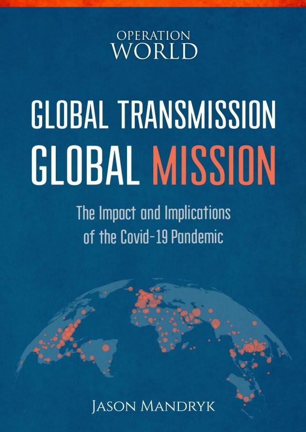 Operation World e-Book on Covid -19 cover