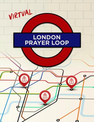 Virtual London Prayer Walk 2020