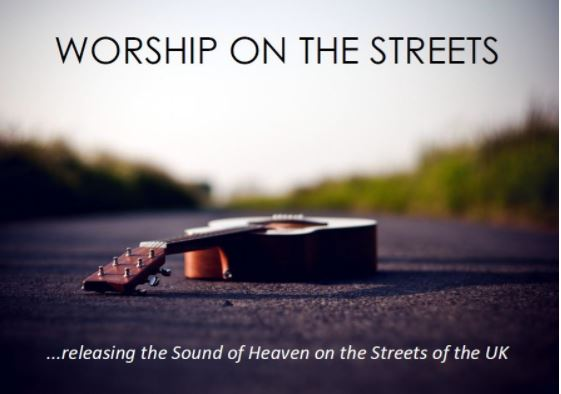 Worship on the streets