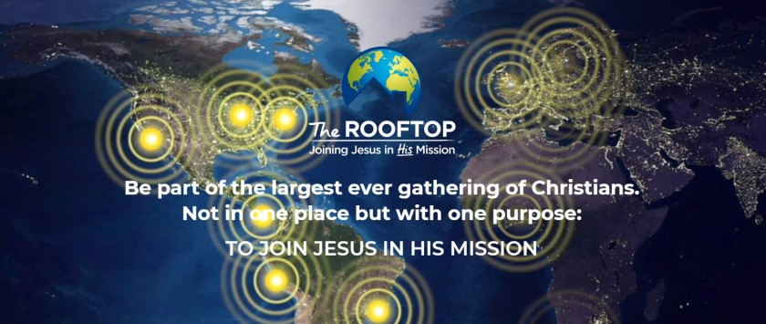 Be part of the Global Rooftop world map