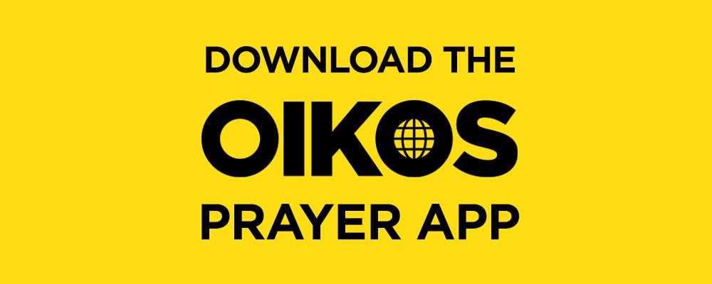 Oikas Prayer App
