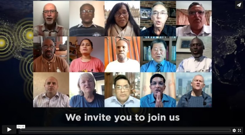 Global Encounter 2022 video picture